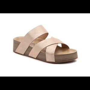 Blowfish Miri sandals New in Box